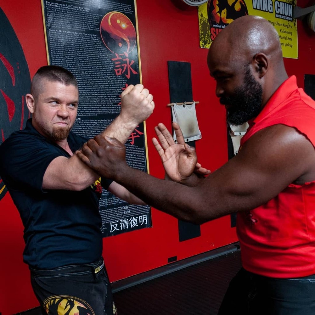 Tampa Wing Chun Kung Fu, Martial Arts and Self-Defense, Sifu Och, Sifu Brumfield
