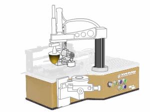 Las máquinas Schmid dieron origen y desarrollo a la tampografía