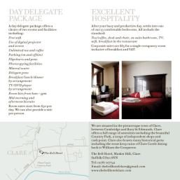 The Bell Hotel Brochure