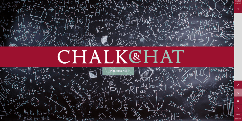 Good Schools Guide, Chalk & Chat