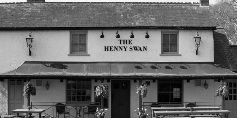 Henny Swan Exterior Photography