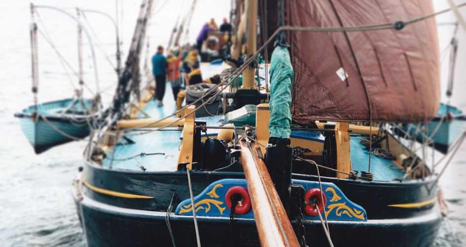 Thames Barge Thalatta