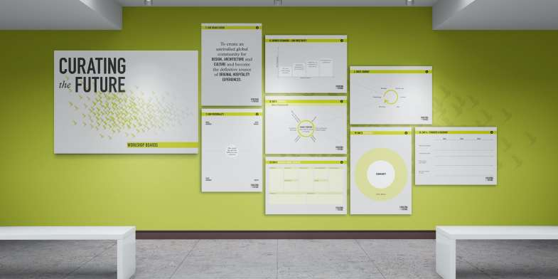 Curating the Future Workshop Boards