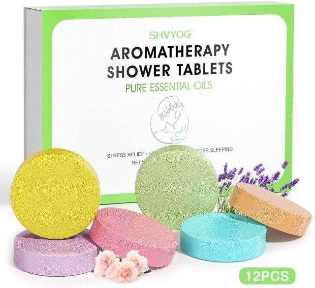 Shower Steamer Aromatherapy Set