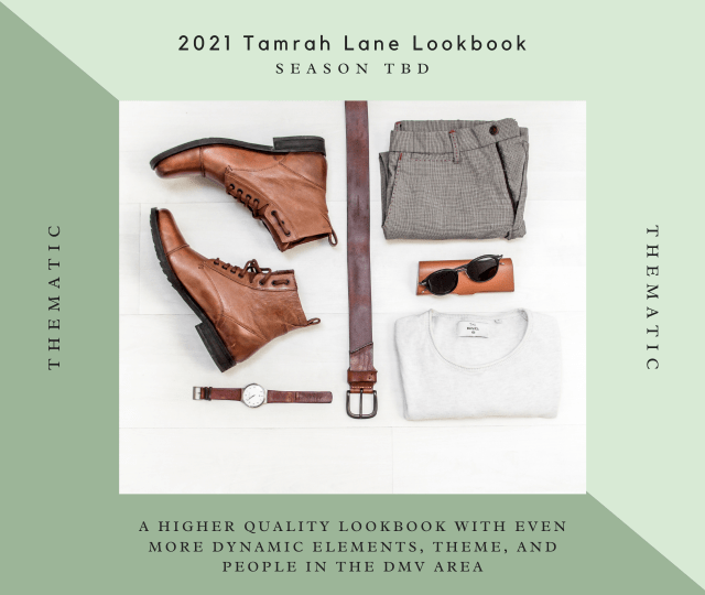 2021 Tamrah Lane lookbook is in the making!
