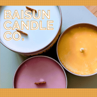 Baisun Candle Co.: Asian-Inspired Scented Soy Candles that Everyone Needs