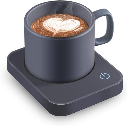 Electric Coffee Mug Warmer on Amazon for $22.99
