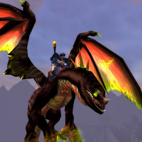 feldrake_wow_tcg_loot_mount