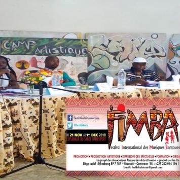 LE FESTI BUKUTSI INNOVE SON AGENDA CULTUREL ET SE DÉNOMME DÉSORMAIS «  FESTIVAL INTERNATIONAL DES MUSIQUES BANTOUES » (FIMBA)