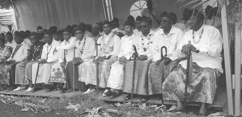 Les origines Bantu et la généalogie Sawa Sawa