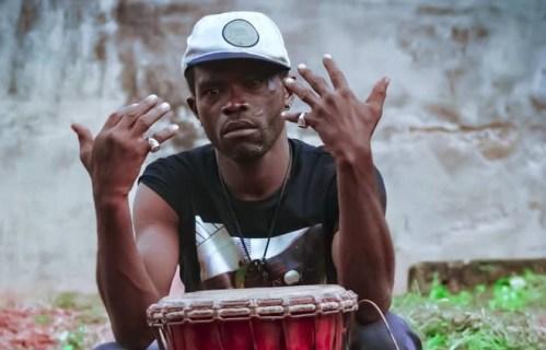 Aristide Mpako créateur du Mbolé