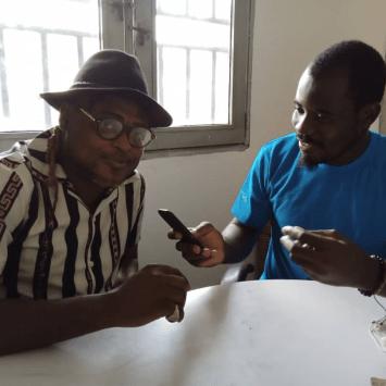 """[ENTRETIEN AVEC HERVE NGUEBO]: """"Mon prochain album « Mwaye » est déjà prêt, en featuring avec Henri Dikongue et Petit Pays""""."""