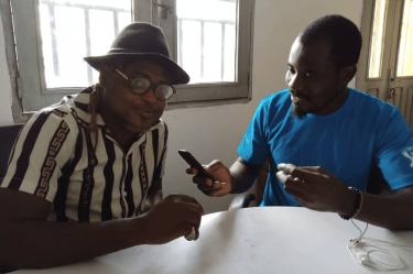 Entretien avec Herve nguebo