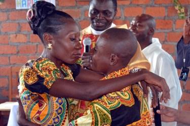 Mariage traditionnel Pygmée