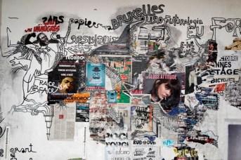 Babi Badalov, Carpetalism(2016) 5 Bienal de Rennes Cortesía del artista y galería Jerome Poggi