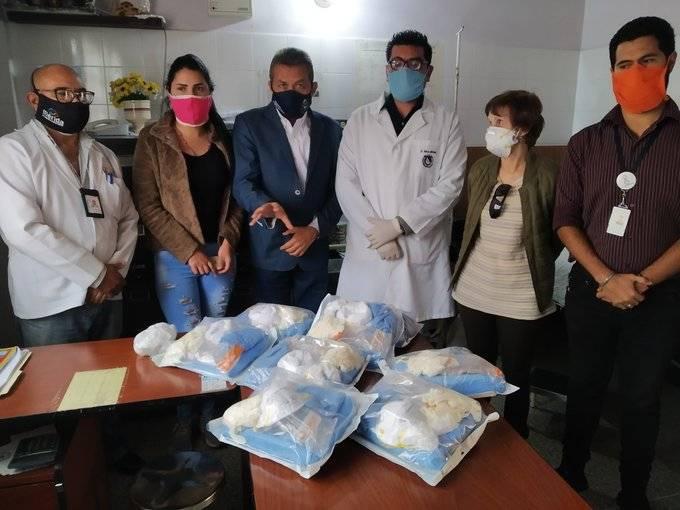 """Plan anti-COVID-19 """"Dr. Arnaldo Gabaldón"""" es capacitación, protección y prevención"""