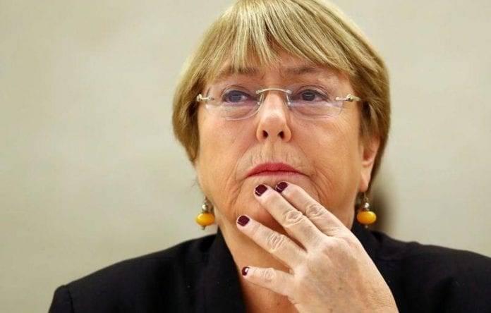 Michelle Bachelet. La masacre de El Ripial