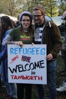 Tamworth Says YES to Syrian Refugees