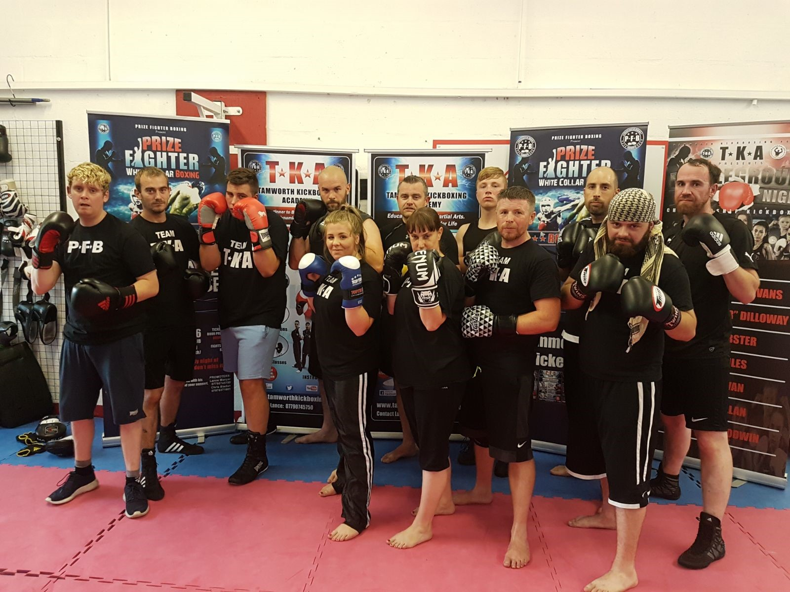 Kickboxing Tamworth