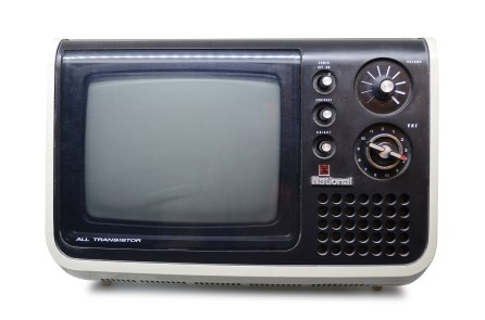National Television 1970s