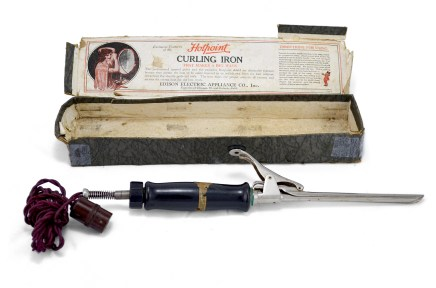 Hotpoint Curling Iron, 1920s