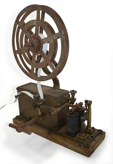 Siemens Telegraph Register, c1850