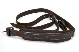 Body Belt for working up power poles, 1950