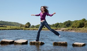 Step Into Success | Tamyka Washington
