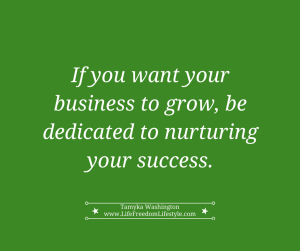 Nurture Your Success