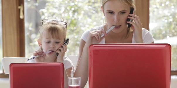 5 Summer Productivity Tips for Work At Home Moms