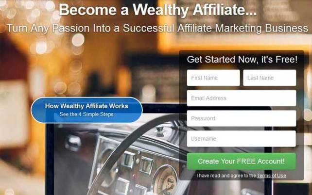 Earn money affiliate marketing | Wealthy Affiliate