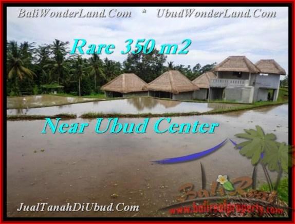 TANAH di UBUD BALI DIJUAL 350 m2 di Ubud Tegalalang