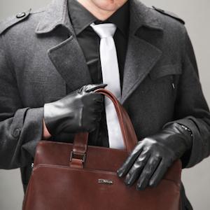 羊皮の手袋