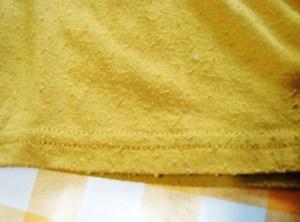 洋服の毛玉