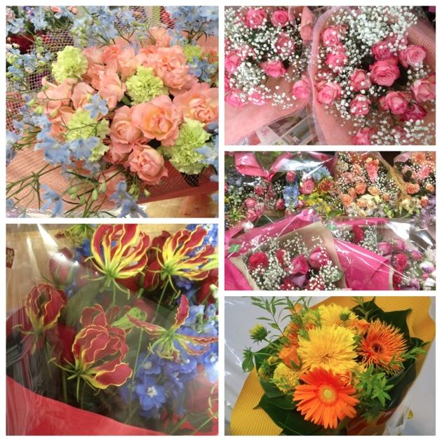 花束 ブーケ 平戸 花屋 タナカヤ花店
