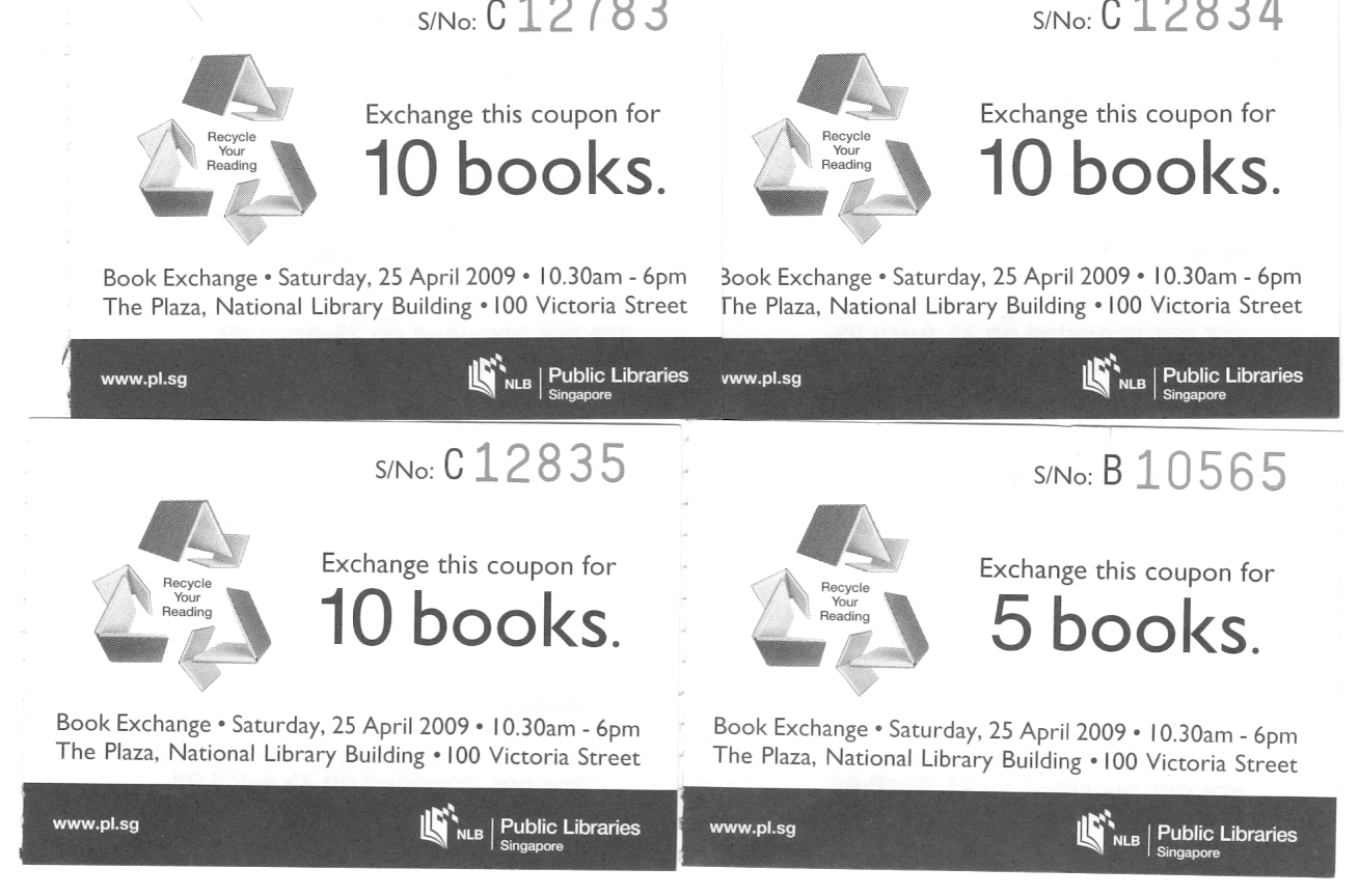 Get these by donating your old books. With this we can fill the library at Sacred Hearts Girls' School