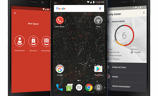 Blackphone promises extreme Android-powered mobile privacy