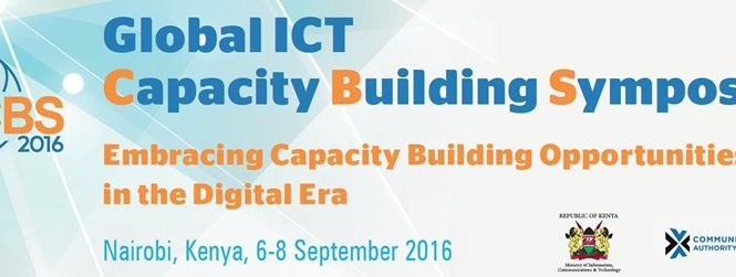 Nairobi hosts ITU's Global ICT Capacity Building Symposium (CBS2016)