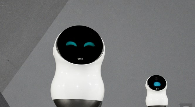 Tech Giant to bring robots to your home of the future