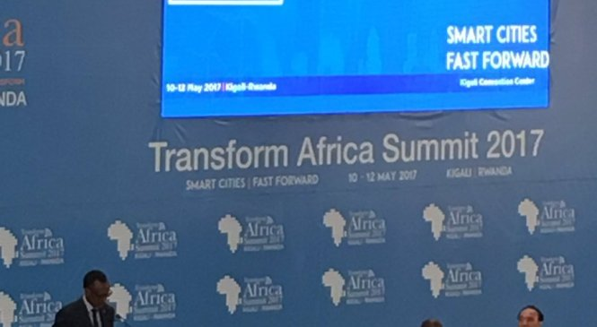 #TAS2017: African leaders summit in Rwanda to drive the Africa digital Revolution