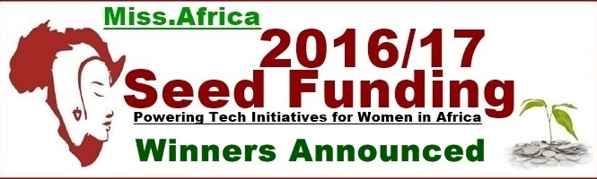 DCA Trust Announces AboCoders, Nigeria as the Winner of Miss.Africa Seed Fund Grand Prize