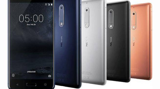 Nokia makes a re-entry into the Kenyan market with new smartphones