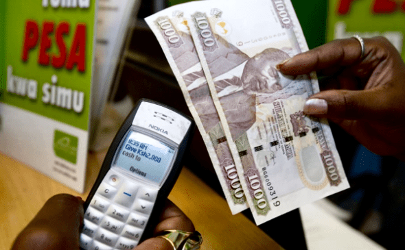 Kenya's Mobile money transactions hit Sh2.5 trillion