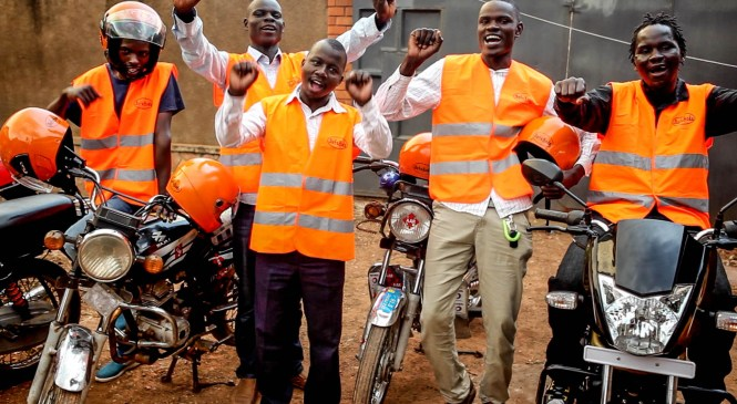 Kenya motorcycle taxi association launch 'Juu boda,' new app to join the on-demand economy