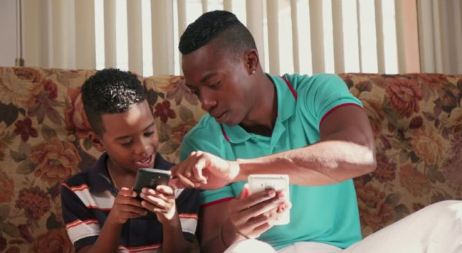 Is failure to manage Internet usage irresponsible parenting?