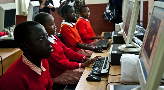How Technology Can Improve Africa