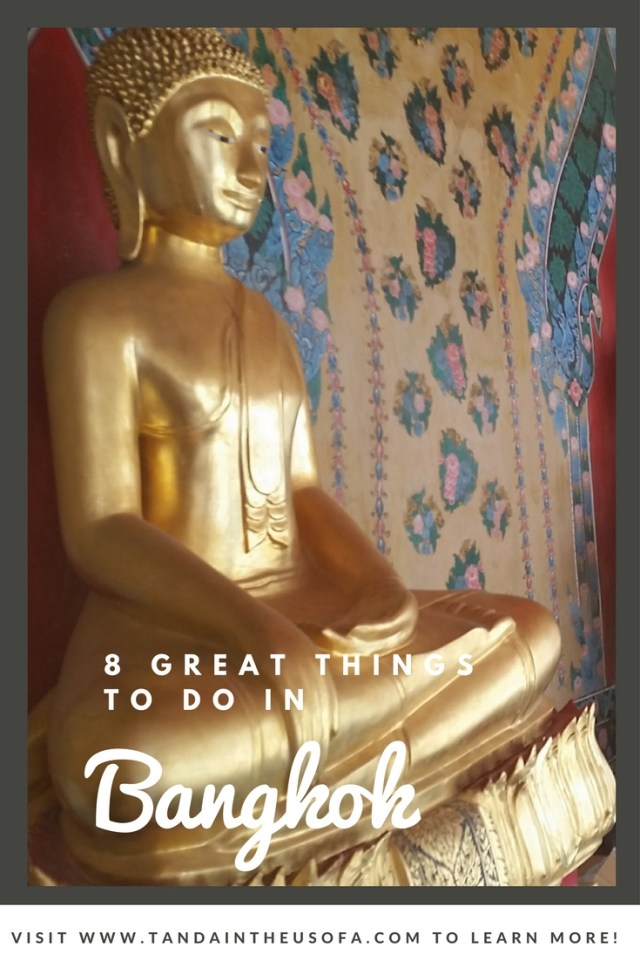 9 Great Things to do in Bangkok