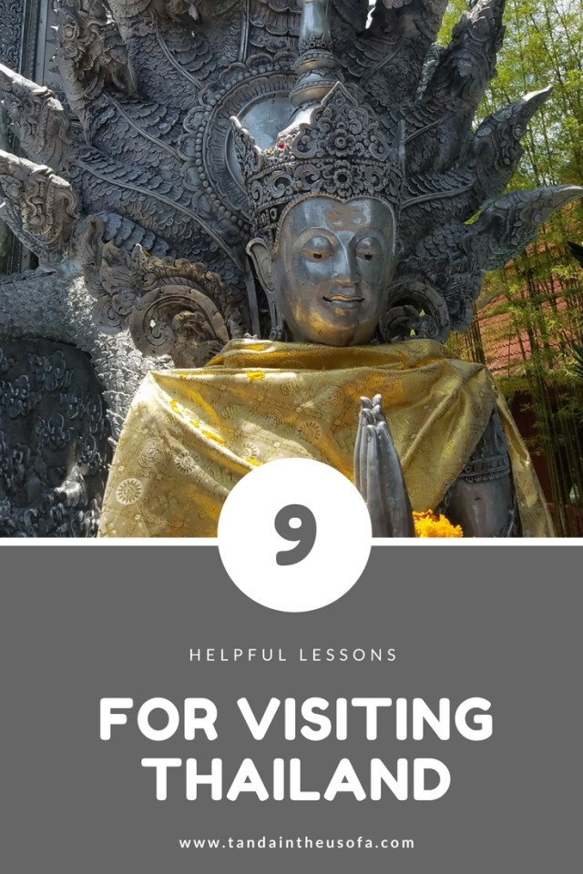 These are all the helpful lessons for visiting Thailand that we wish we had learned before we went!