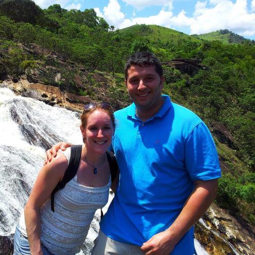 Sitio da cachoeira in Itabira, Brazil