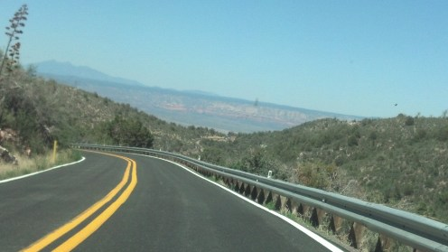 Drive to Jerome